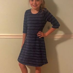 Faded Glory Dresses - A blue dress